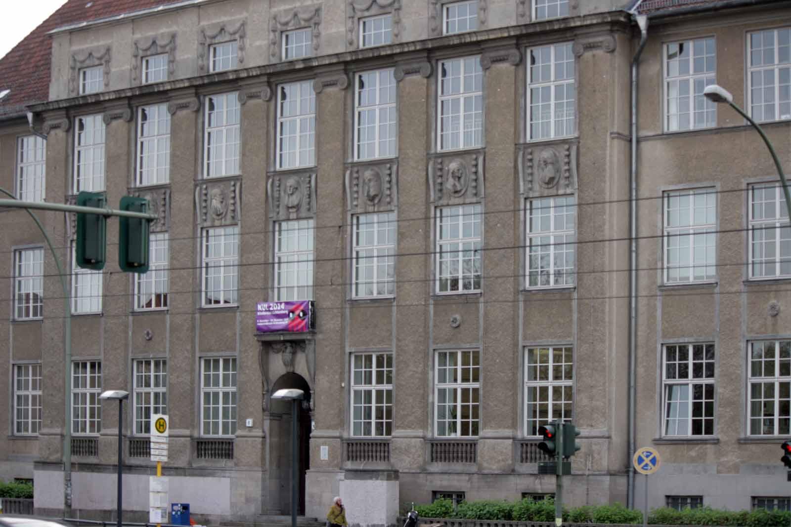 Universitäten Berlin