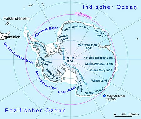 antarktis landkarte und pole l nder antarktis goruma. Black Bedroom Furniture Sets. Home Design Ideas