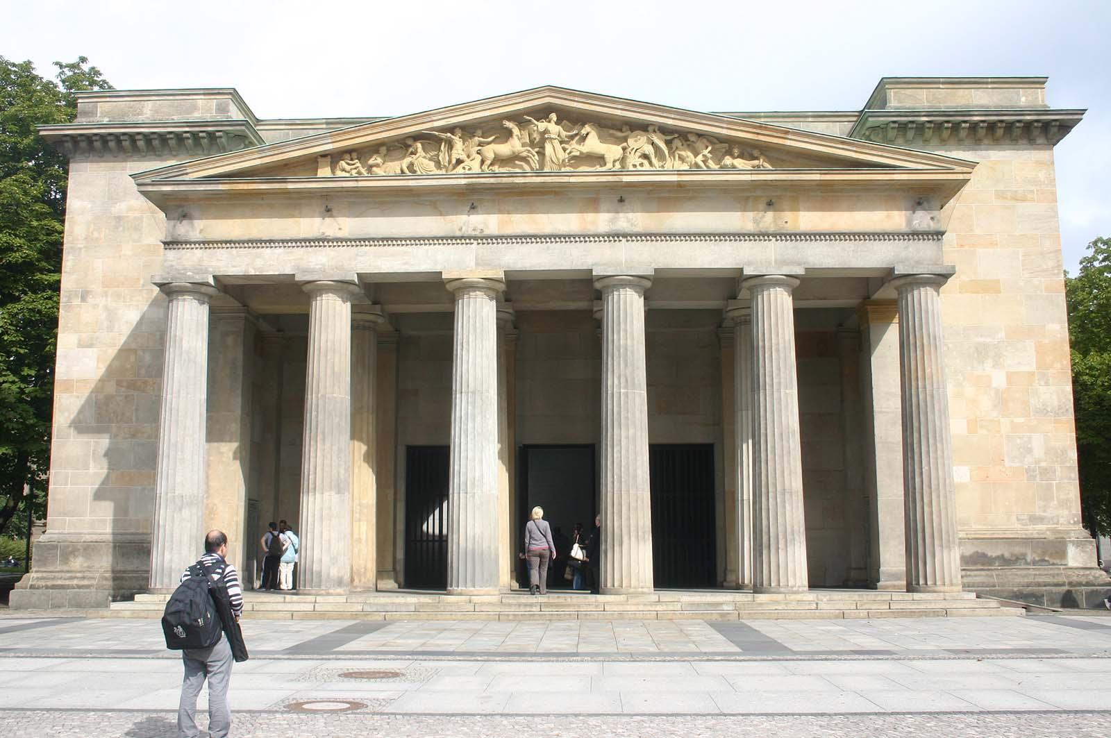 Klassizismus kunst und kultur bau und kunststile goruma for Klassik baustil