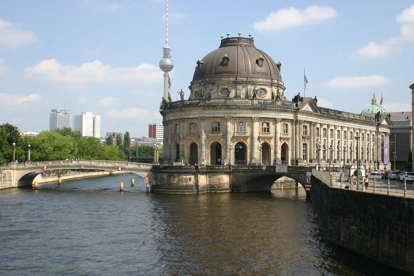 Museumsinsel Berlin Kunst Und Kultur Unesco Welterbestatten In Deutschland Goruma