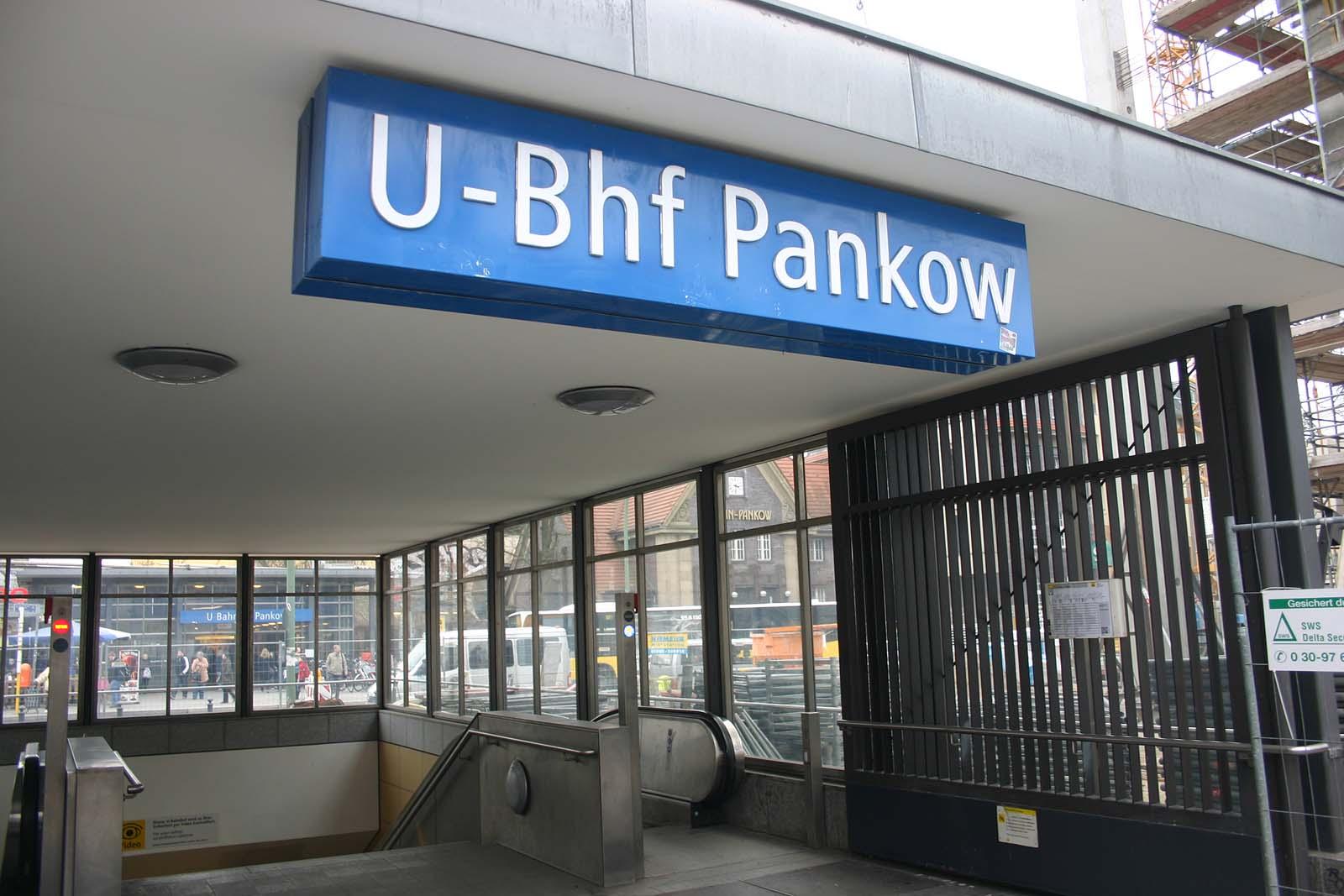 Arbeitsamt Pankow Berlin