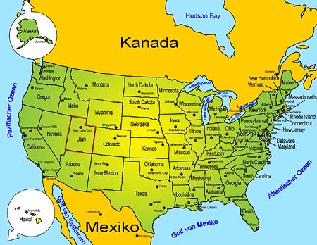 Indianerstamme Nordamerikas Karte.Utah Lander Sehenswurdigkeiten Goruma