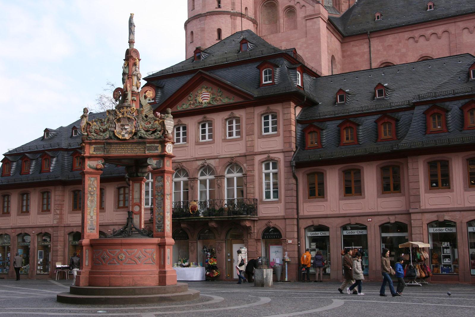 Mainz kennenlernen