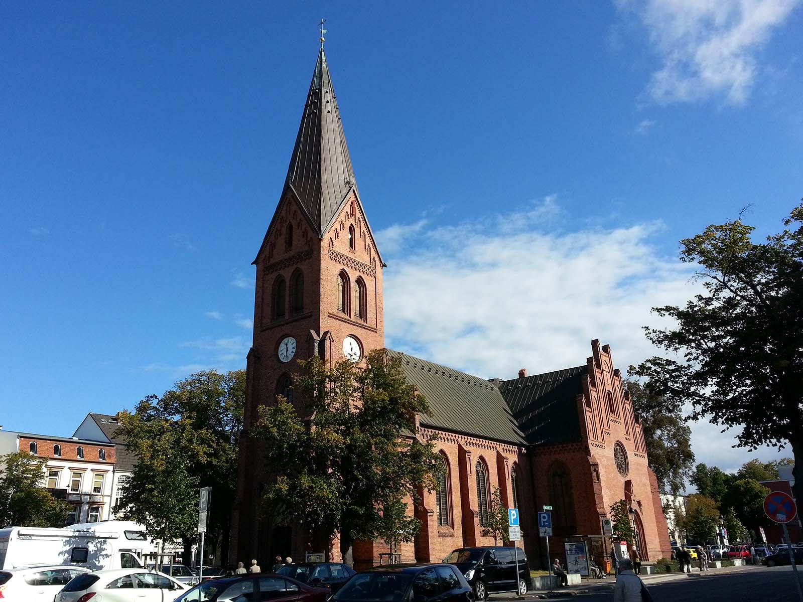 Kirche Warnemünde
