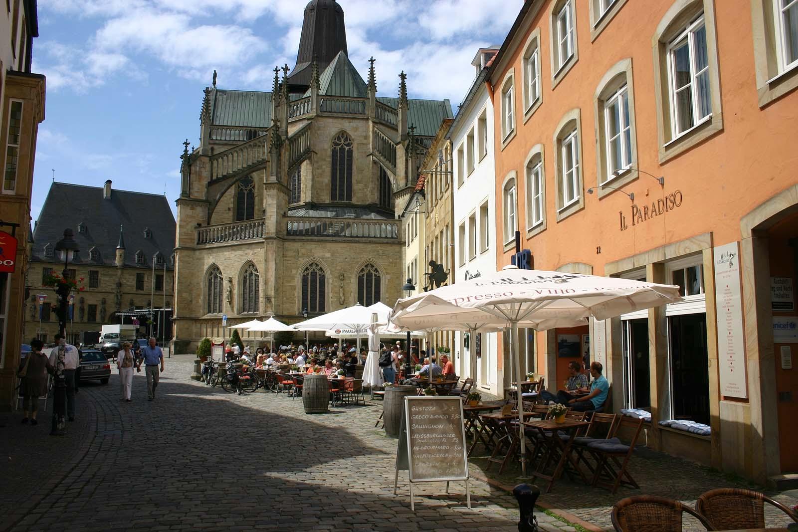 Osnabrück Innenstadt