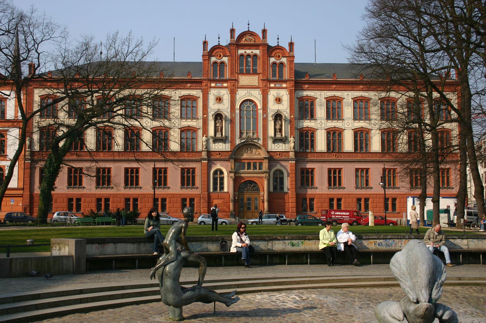 Hochschulranking: Uni Rostock ist eine der schönsten der