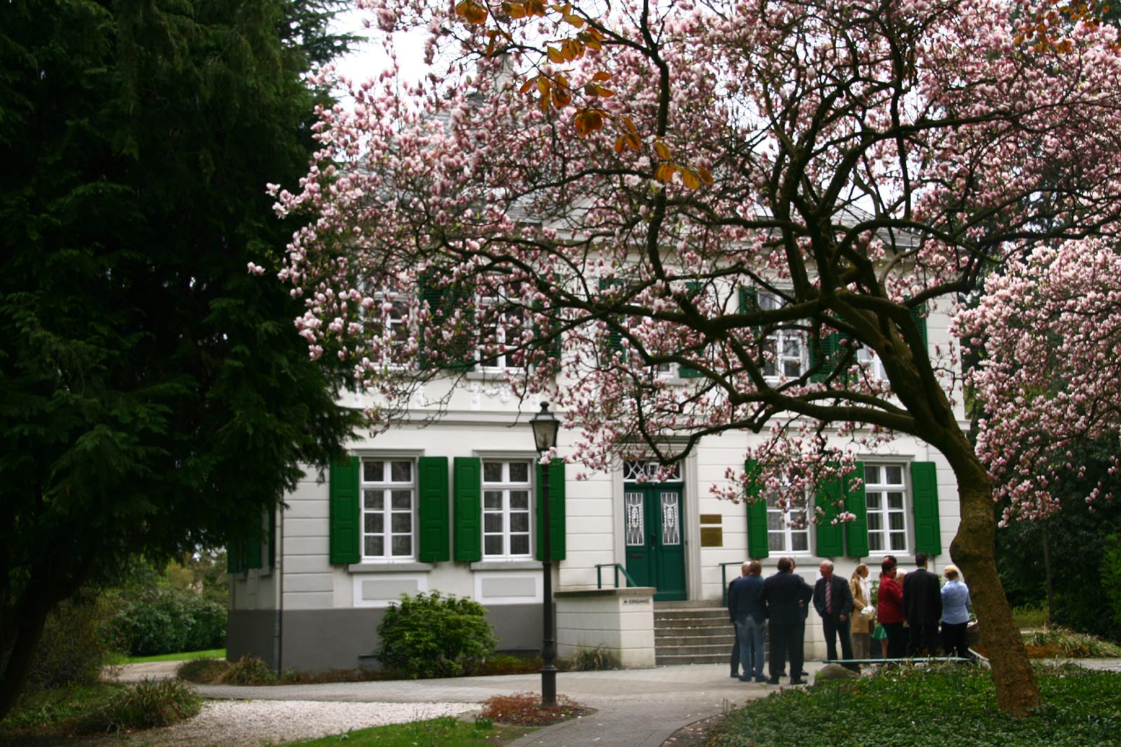 Restaurant Villa Solingen