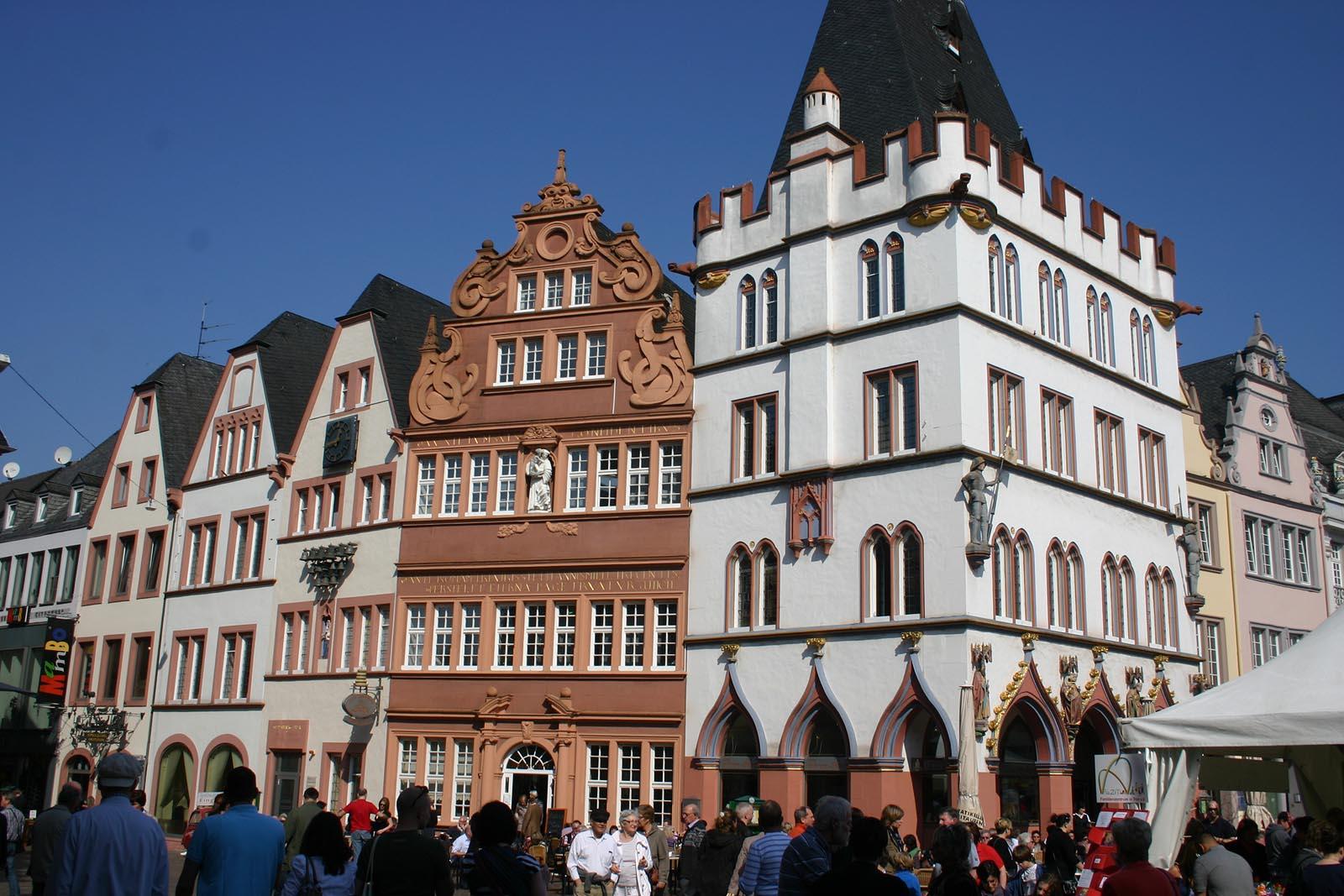 Sehenswürdigkeiten Städte Trier