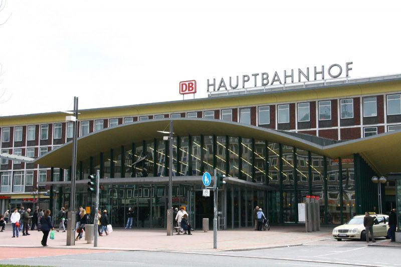 Mcdonalds Bochum Hbf